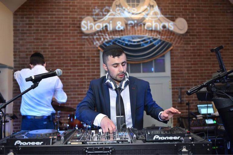 DJ Baturo Playing at Dyker Heights Gulf Course
