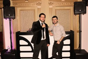 Jewish DJ with DJ Mike Dice at Young Israel of Ave K Bat Mitzvah