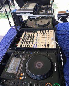 Professional DJ Setups