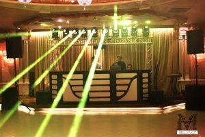 Amazing DJ setups in Leonards Palazzo NYC
