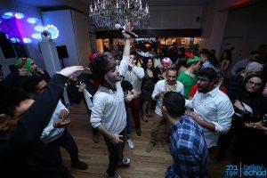 Kosher DJ - Jewish DJ - Israeli DJ - Chabad DJ - Belev Echad Purim Party