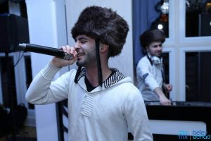 or Belev Echad at Liederkranz Ballroom - Jewish DJ NY NYC