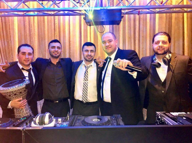 Team Photo (left to right) Sammy, Josh Baturo, DJ Baturo, MC Vlad, DJ Dice