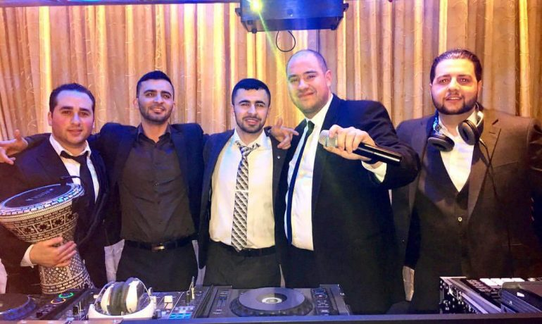 Jewish DJ, Jewish MC, Darbuka Player at Leonards Palazzo
