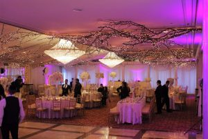 EL Caribe Caterers Lighting