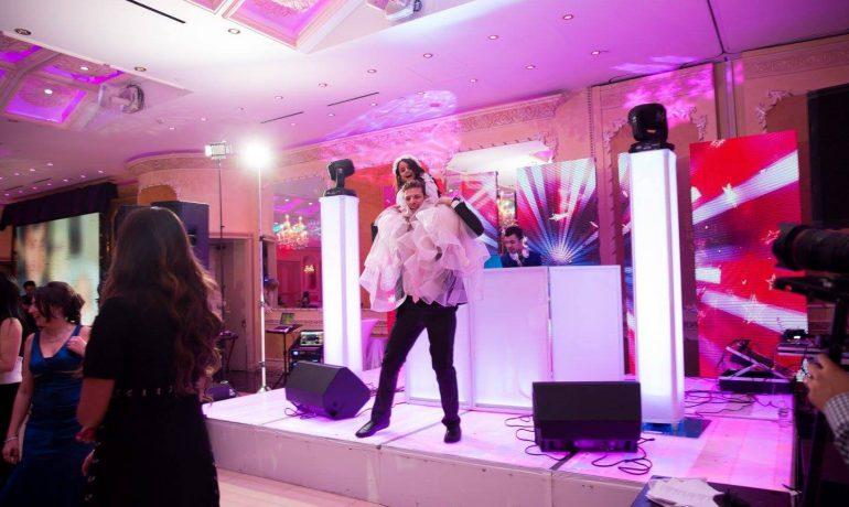 Russian DJ in Da Mikele Illagio Queens NY