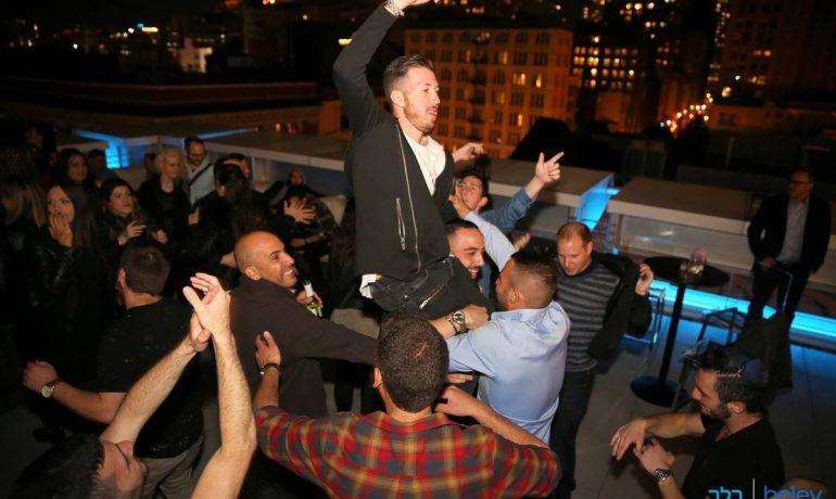 Israeli Chabad DJ for Belev Echad