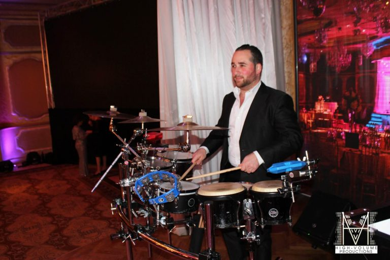 our favorite Percussionist Sammy Abayev
