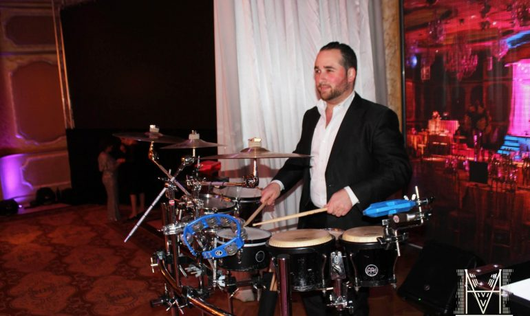 Percussion for Weddings NYC