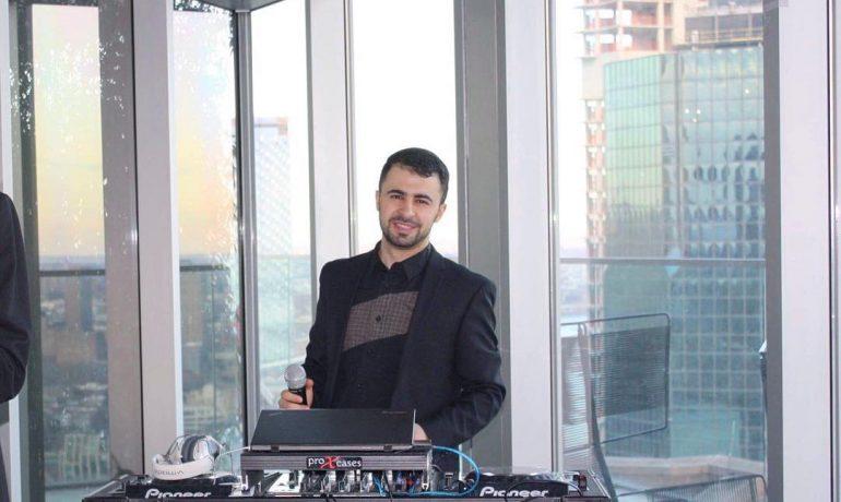 Jewish DJ NYC Corporate event